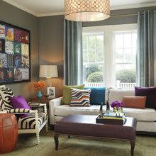Fresh Start: Living Room