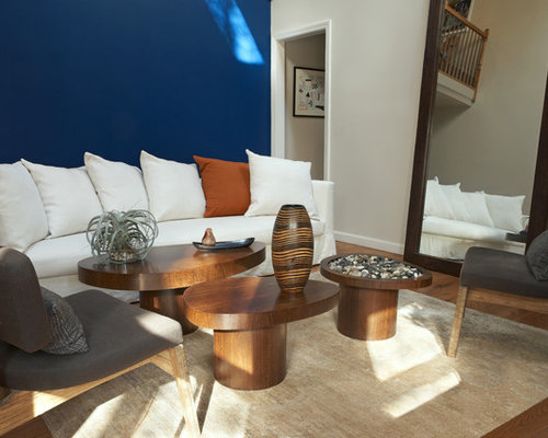 Blue Accent Wall Houzz