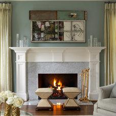Contemporary Living Room by Rariden Schumacher Mio & Co.