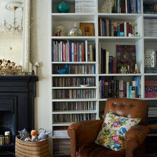 Eclectic Living Room by rigby & mac