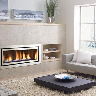 Regency Horizon HZ54E modern gas fireplace