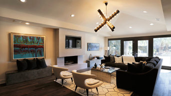 Living Room Remodel and Decor