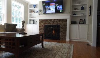 Living Room Remodel - Westfield, MA