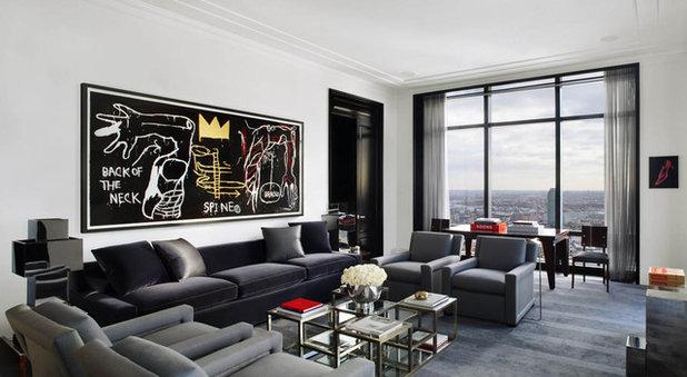 Modern Wohnbereich By Robert Granoff