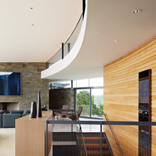 Contemporary Living Room by Sagan / Piechota Architecture