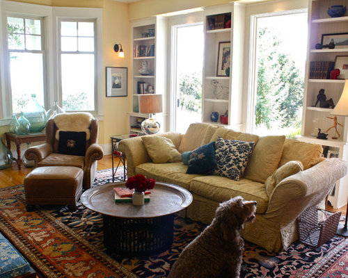 Cozy Living Room Houzz