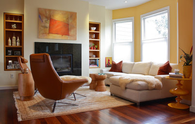 My Houzz: Contemporary Four-Story Find in San Francisco