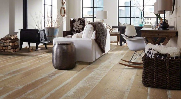 Living Room by Shaw Floors