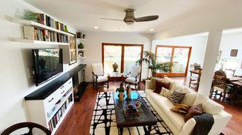 Living Room Sherman Oaks