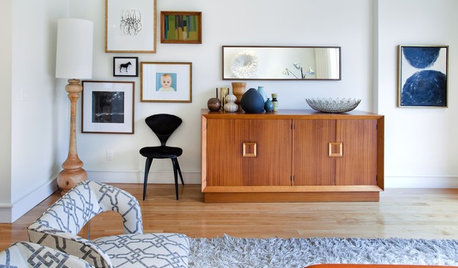 How to Add Vintage Character to a Scandi-style Room