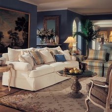 Traditional Living Room by Kleban Furniture Co. Inc.