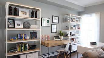 Living Room Storage Solutions in Chicago
