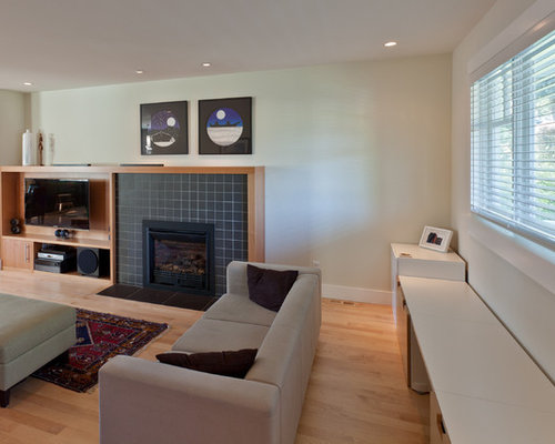 Tv Next To Fireplace Home Design Ideas, Pictures, Remodel and Decor
