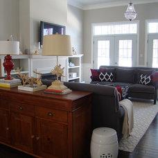 Living Room by Tamara Anka