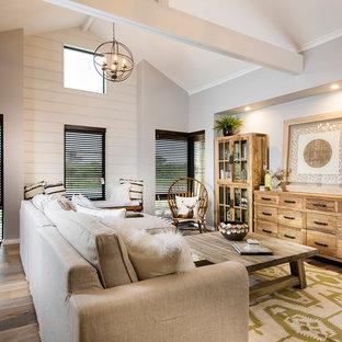Living Room, The Abingdon - Rural Building Company