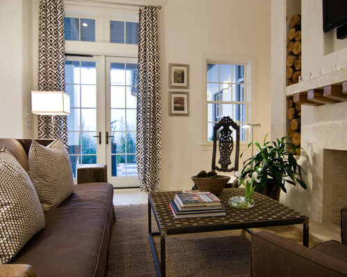 Living Room Drapes Home Design Ideas Pictures Remodel