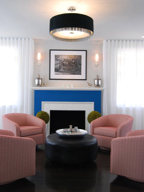 Swivel Club Chairs For Living Room #24: SaveEmail. Troy Spurlin Interiors. 6 Reviews. Living Room