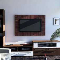 Modern Living Room by WoodnGo