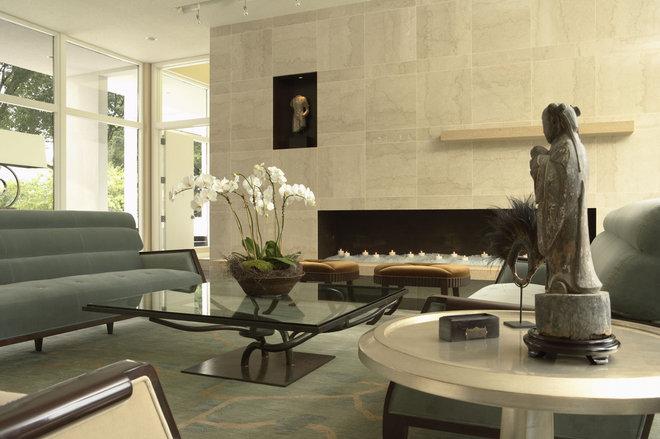 Modern Living Room by Twist Interior Design