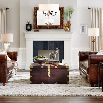 Living Room | Urban Modern Collection