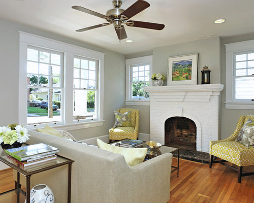Living Room Staging Ideas Traditional San