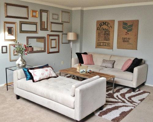 save photo - Backless Sofa