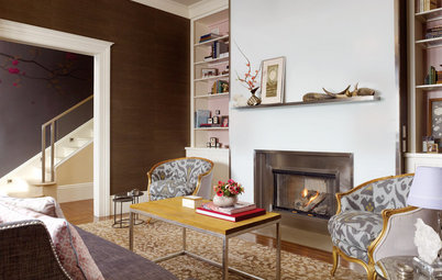 Fabulous Fireplaces Heat Up the Modern Home