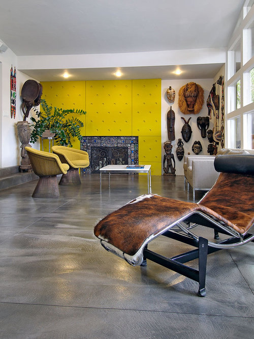 African american decor houzz for African interior decoration
