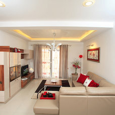 Living Room by Savio & Rupa Interior Concepts (Bangalore)