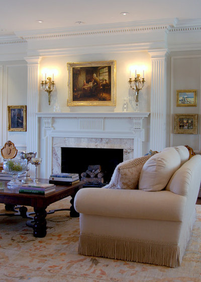 Get Cozy With Traditional Old World Decorating