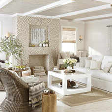 Contemporary Living Room by Lowe's Home Improvement