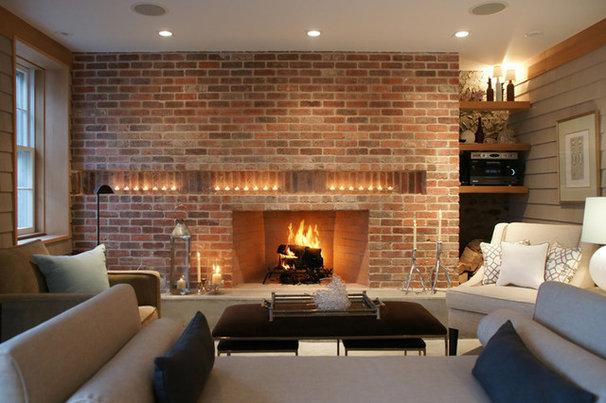 Living Room by Workshop/apd