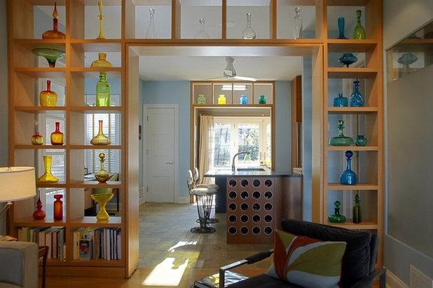 praktisch und flexibel regale als raumtrenner. Black Bedroom Furniture Sets. Home Design Ideas