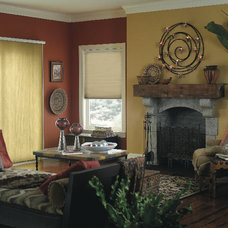 Traditional Living Room by Budget Blinds of Lakeland
