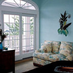 Purdum Residence Tropical Living Room Tampa By
