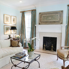 Traditional Living Room by Furnishing Solutions