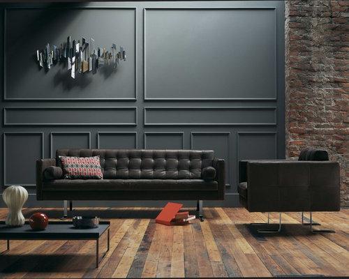 incanto leather home design ideas renovations photos. Black Bedroom Furniture Sets. Home Design Ideas