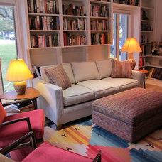 Eclectic Living Room by LOFThome.com