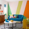 In Praise of the Colourful Sofa