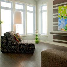 Contemporary Living Room by Studio 2.0 Interior Design Consultants