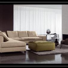 Modern Living Room by Ilija Mirceski