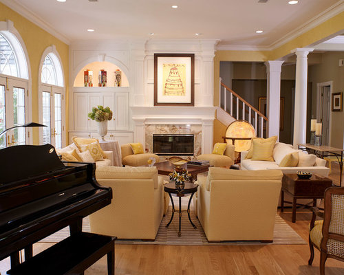 Traditional Living Room Design Ideas, Remodels & Photos   Houzz