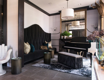 Living Spaces by Dave Knecht Homes