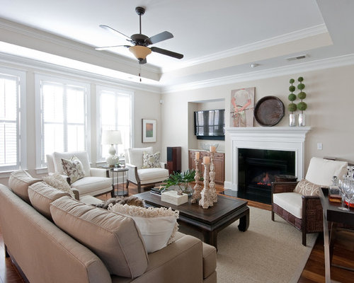tray ceiling living room tray ceiling fireplace houzz 14603