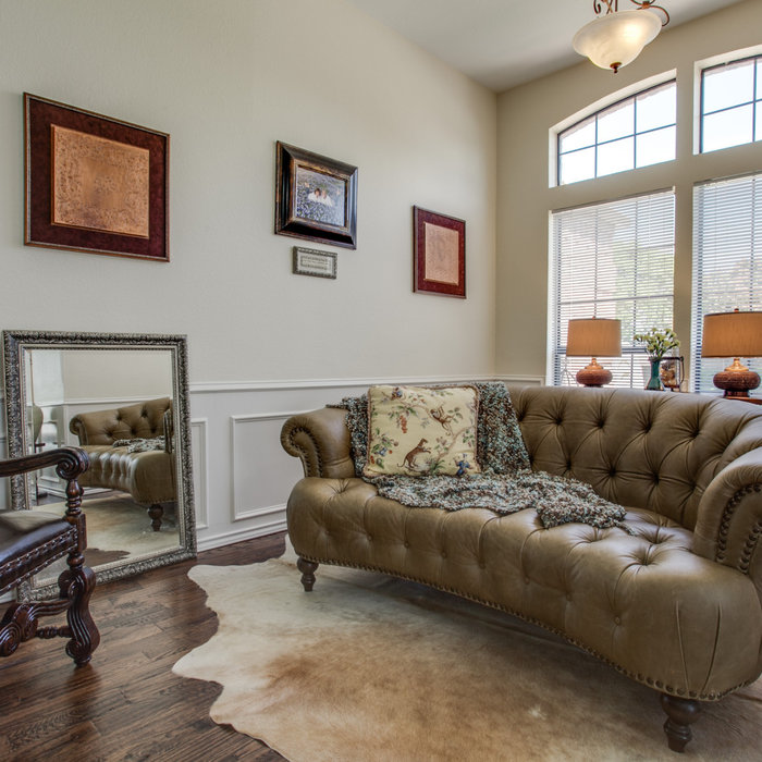 Warm Living Spaces