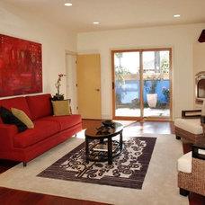 Modern Living Room by Smilow + Mathiesen