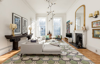 Does Your Room Need a Bigger Rug?