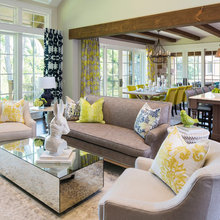 Martha O'Hara Interiors: LIVING ROOMS