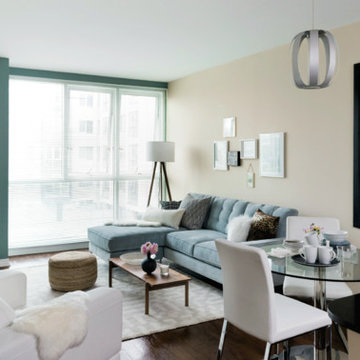 LOFT     Contemporary Luxury One Bedroom Suite   Part Two