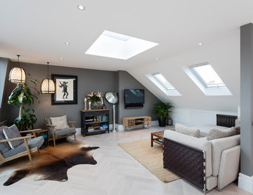 Loft conversion & renovation - Nevis Road